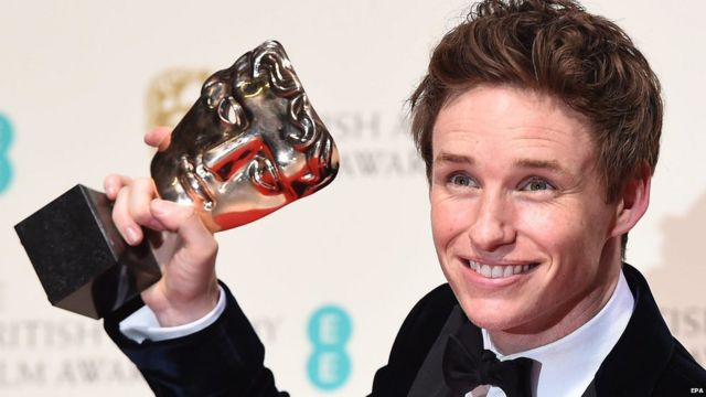 Bafta Film Awards 2015: In pictures