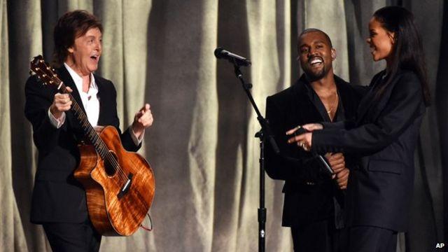 Grammy Awards: Sam Smith wins four prizes