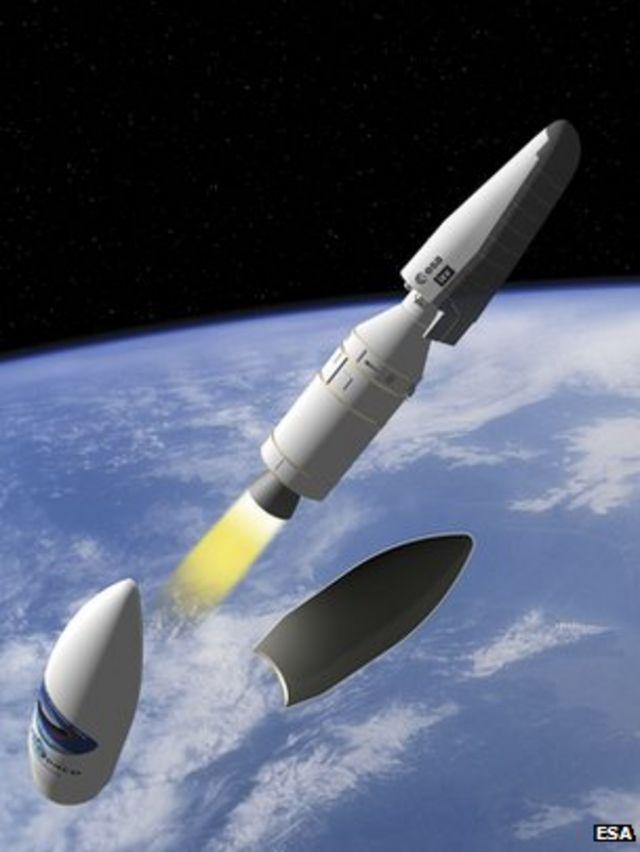 Europe's IXV mini 'spaceplane' set to fly