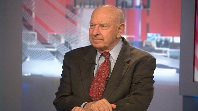 Thomas Pickering discusses the Ukraine crisis on BBC World News America