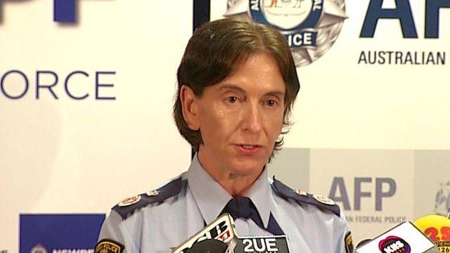 Deputy NSW Police Commissioner Catherine Burn