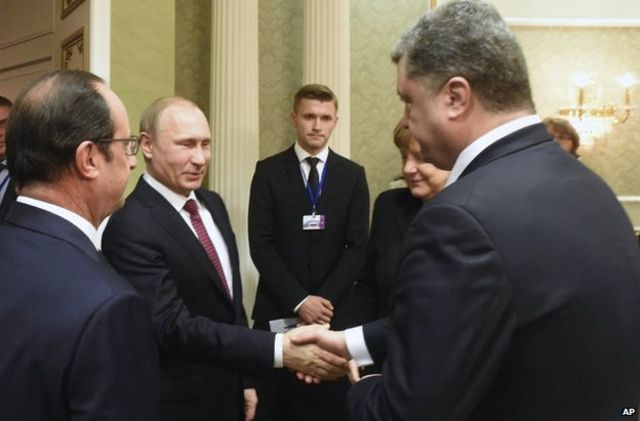 Ukraine conflict: Crucial summit goes through the night