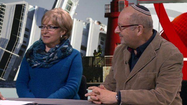 Ian and Janice Donoff