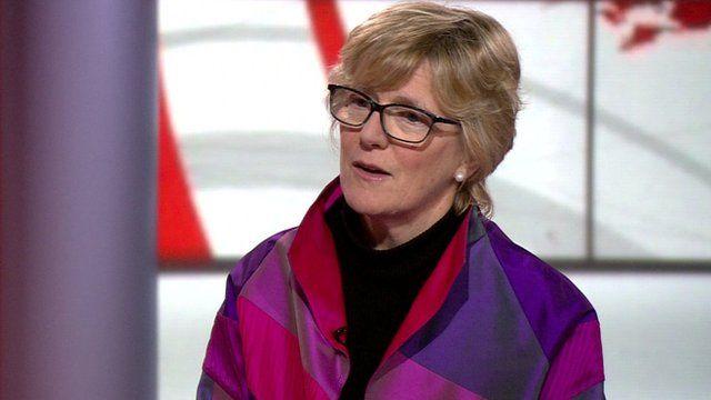 Chief Medical Officer Professor Dame Sally Davies