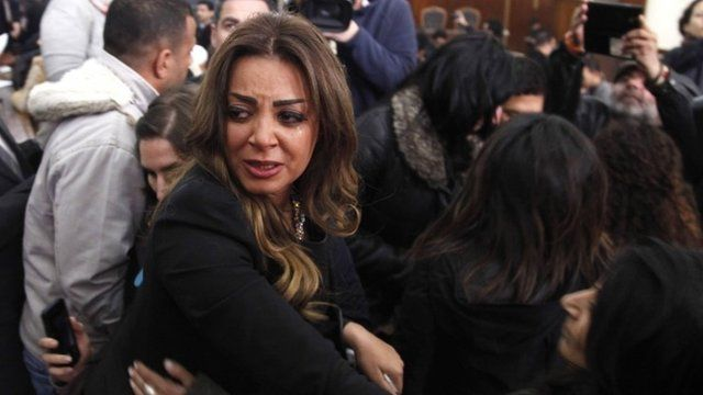 Marwa Omara, fiancee of Al Jazeera journalist Mohamed Fahmy