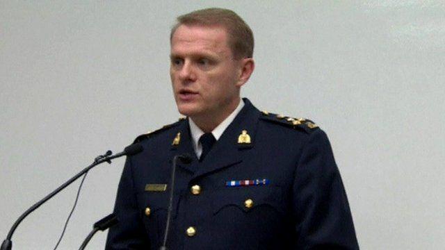 Brian Brennan, Nova Scotia Commanding Officer