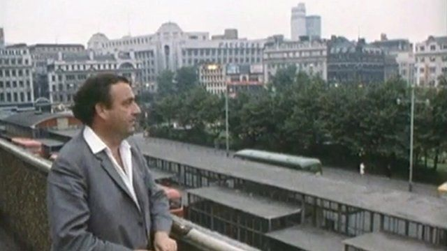 Ian Nairn in Manchester