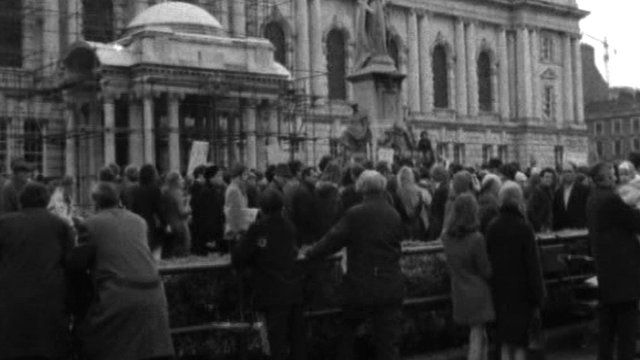 City Hall in 1970