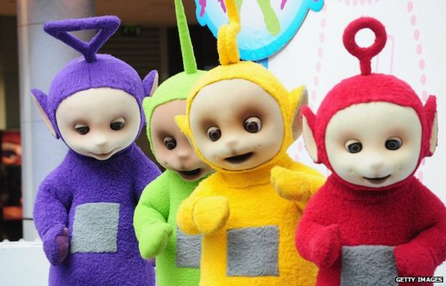 Teletubbies creator 'sad' about show's remake