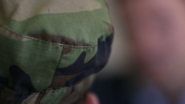 Back of smugglers head