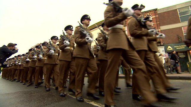 The Mercian Regiment