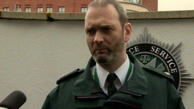 """Supt Mark McEwan said the bomb was """"designed to kill"""""""