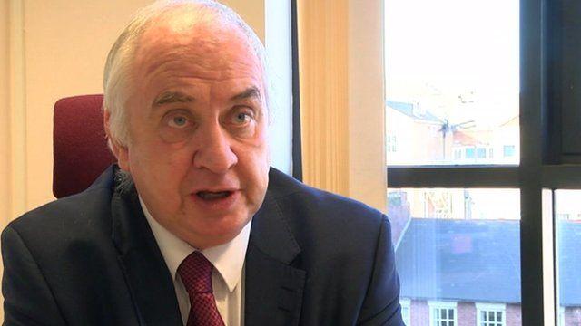 David Jamieson, West Midlands PCC