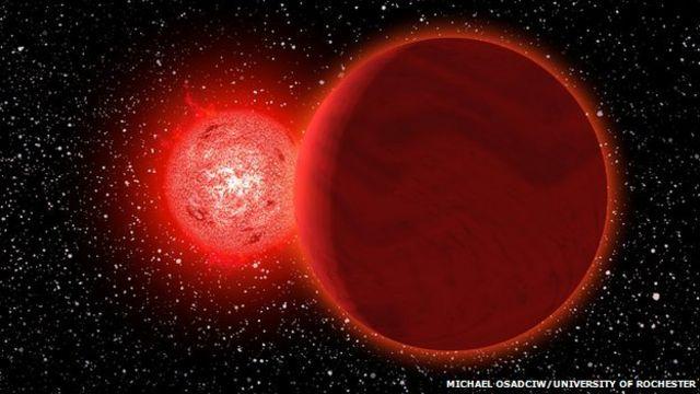 Alien star system buzzed the Sun