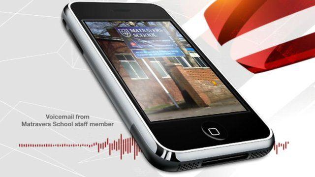 Generic photo of mobile phone