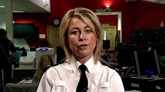 Superintendent Helen Chamberlain