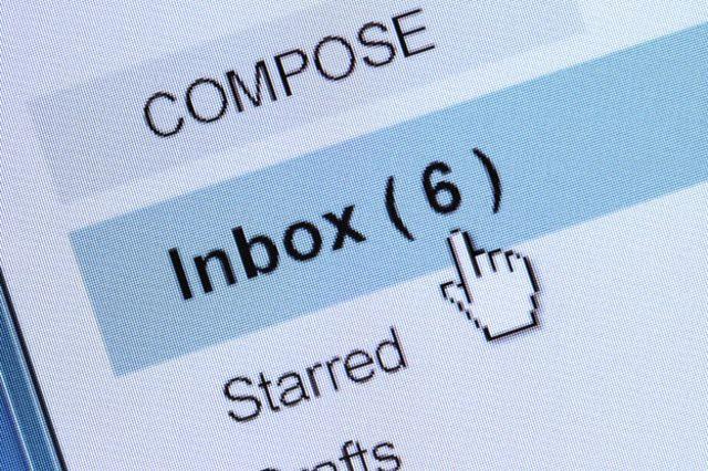 Is email broken?