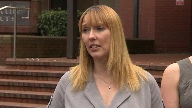 DCI Michaela Kerr from West Midlands Police