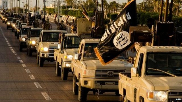 Libya: IS clashes with local jihadist militias