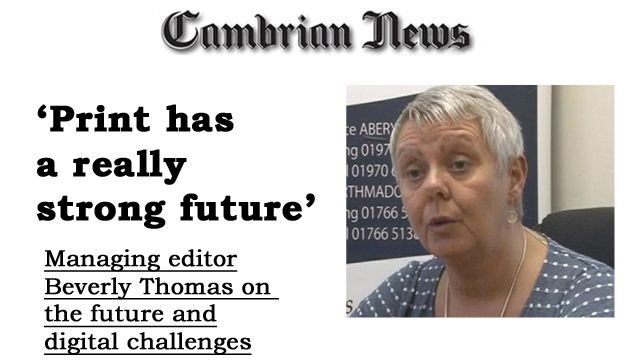 Cambrian News graphic