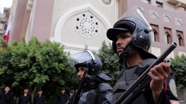 Egypt charges 215 Muslim Brotherhood supporters