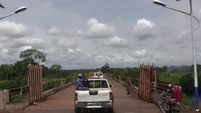 The border between Liberia and Sierra Leone has reopened