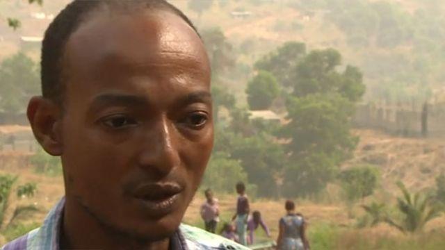 Ebola crisis: Sierra Leone's Augustine Baker dies