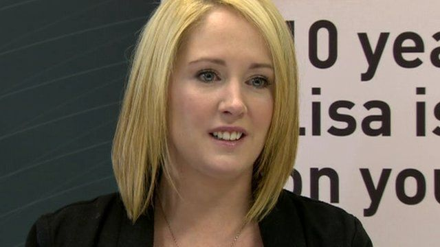 Lisa's sister, Joanne, said they would never give up hope on the search