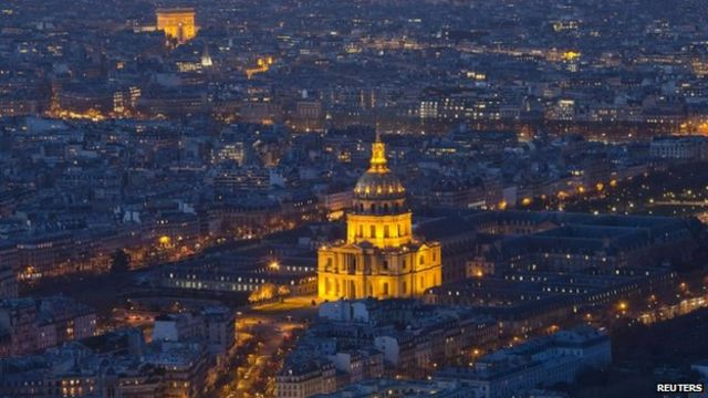 Paris night drone mystery deepens