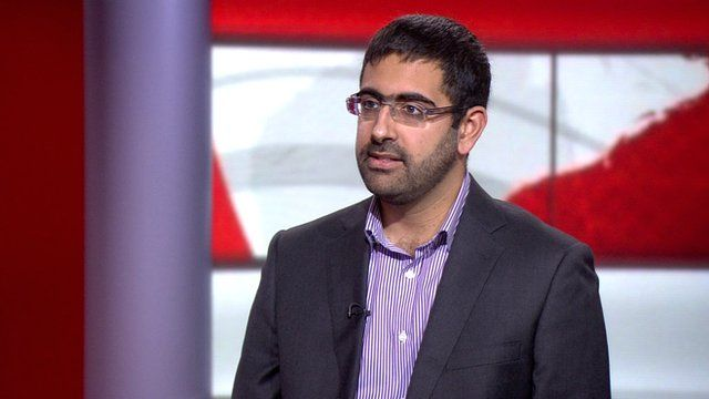 Miqdaad Versi, Assistant Secretary General of the Muslim Council of Britain