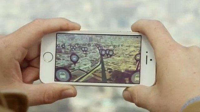 Urban Engines app
