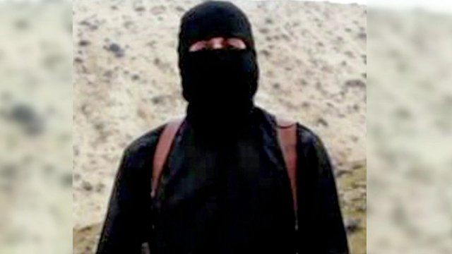 """Jihadi John"" - now named as Mohammed Emwazi"