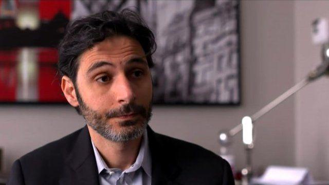 Barak Barfi, Sotloff family spokesman