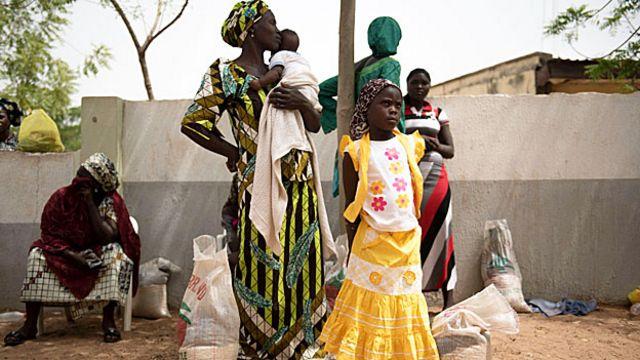University feeds 270,000 taking refuge from Boko Haram