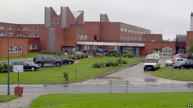 Furness General Hospital