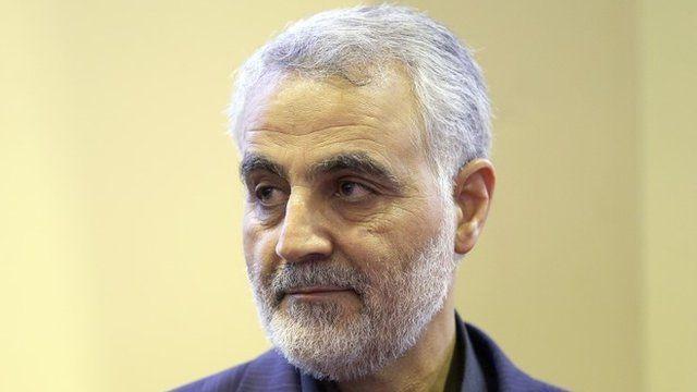 Gen Qasem Soleimani