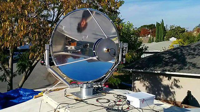 The Sun Tracer