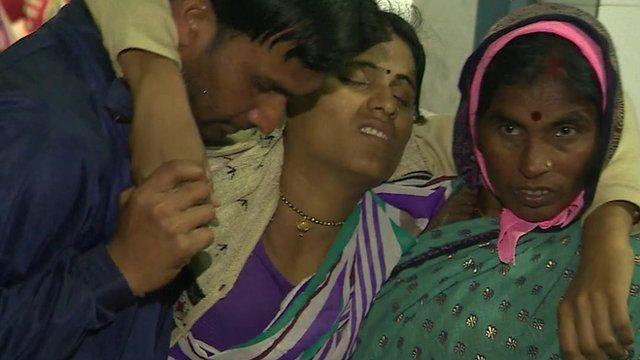 Woman who has undergone sterilisation operation