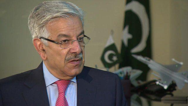Khawaja M. Asif - Pakistan Defence Minister