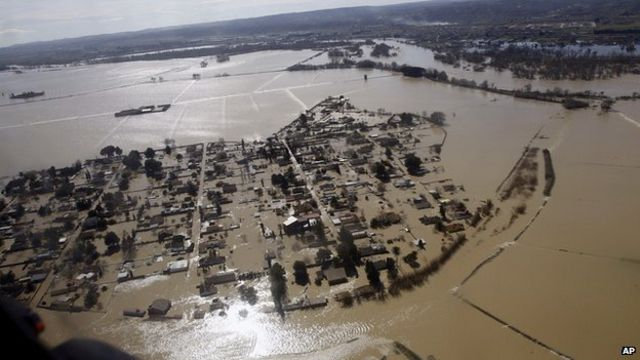 Global flood toll to triple by 2030