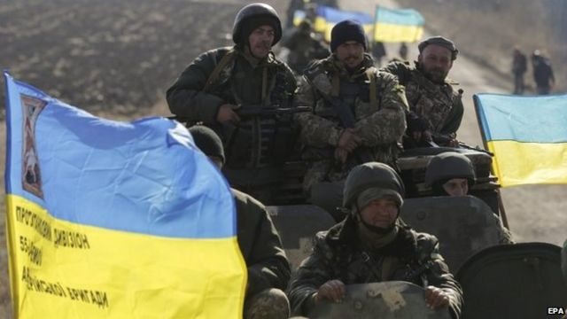 Russian soldiers 'dying in large numbers' in Ukraine - Nato