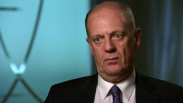 Martin Dolan Chief Commissioner of the Australian Transport Safety Bureau