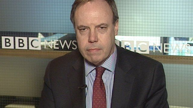 The DUP's Nigel Dodds said the BBC Trust's decision 'defies belief'