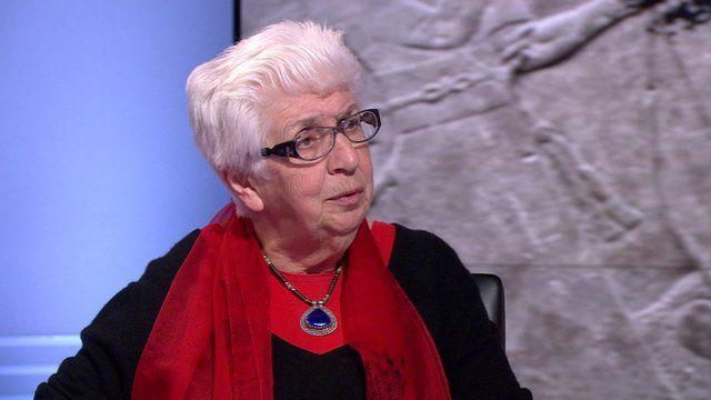 Dr Lamia Al-Gailani