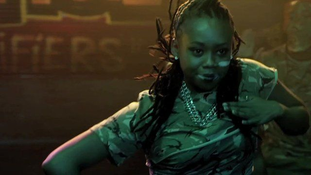 South Africa has produced its first dance movie called Hear Me Move
