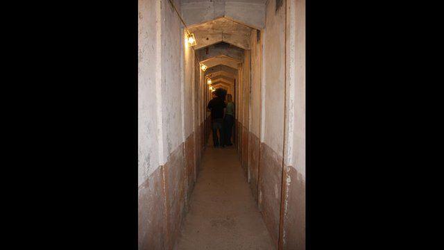 Corridor of Hut 9