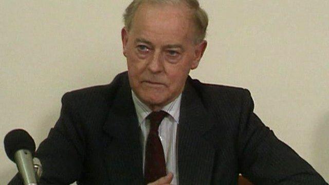 James Molyneaux