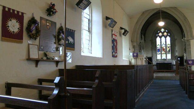 Sutton Cheney Church