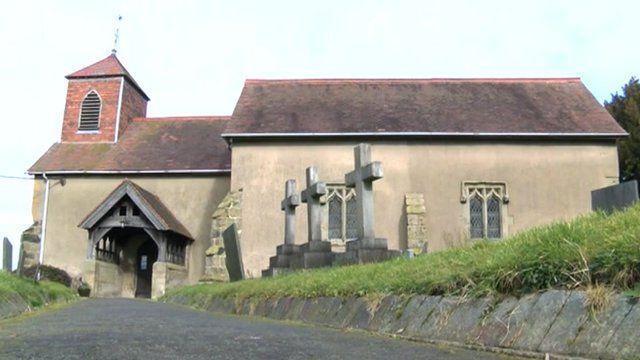 Dadlington Church