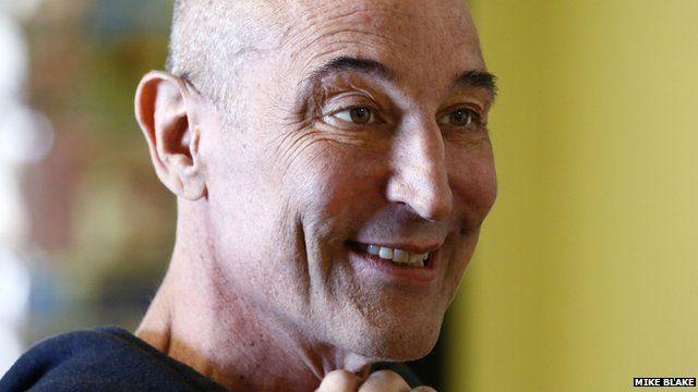 File photo of Simpson's co-creator Sam Simon